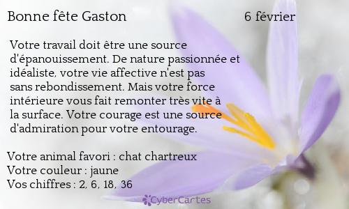 Gastonnt