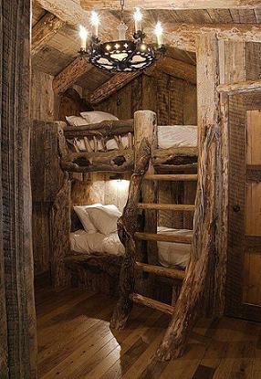 Chambre rustique | abenchaalors.fr