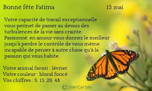 Fatima Abenchaalors Fr