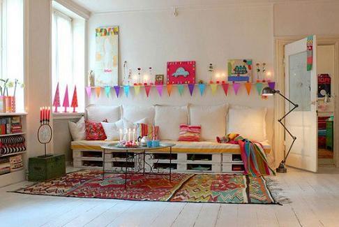 salon palettes. Black Bedroom Furniture Sets. Home Design Ideas