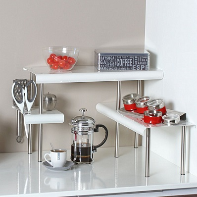 Tag res gain de place for Etagere angle cuisine