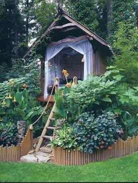 Cabane au fond du jardin - La cabane au fond du jardin laurent gerra ...