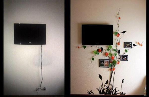Cache fil tv mural - Cache fil tv mural ...