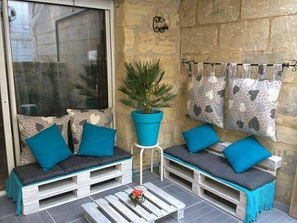 salon palette. Black Bedroom Furniture Sets. Home Design Ideas