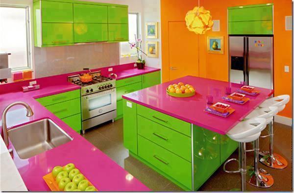 Cuisine colorée | abenchaalors.fr