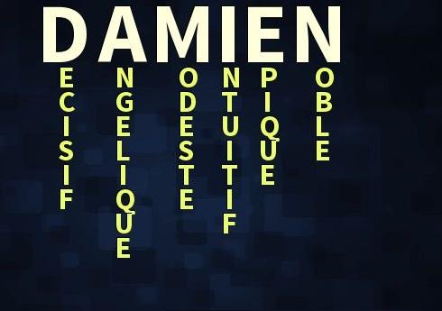 Damien 3