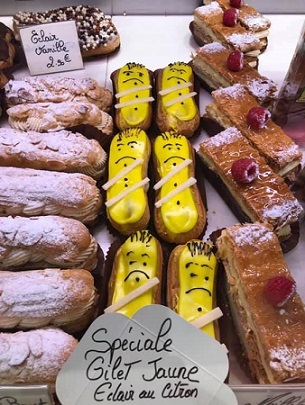 cuisine (chez La Croquandise Paris 15è