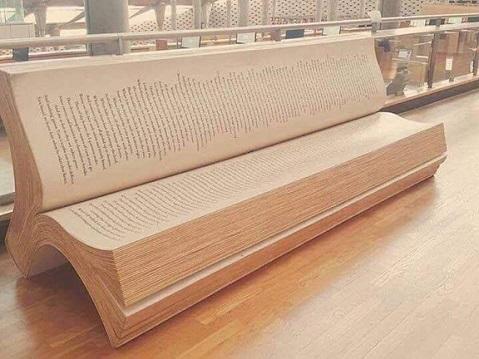 magnifique bibliothèque d'Alexandrie