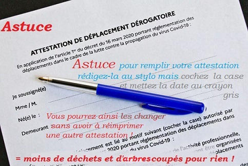 attestation 1